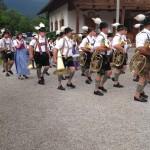 58. Jahre Partenkirchener Heimatwoche- wir sind seit 56 Jahren ein Teil davon